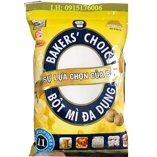 Bột Bakers' choice 11 -bột số 11